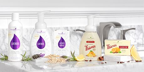 Soaps and Bath Gels