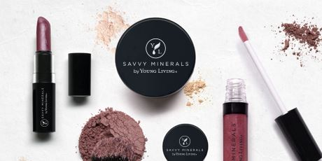 Minerales Savvy de Young Living ™
