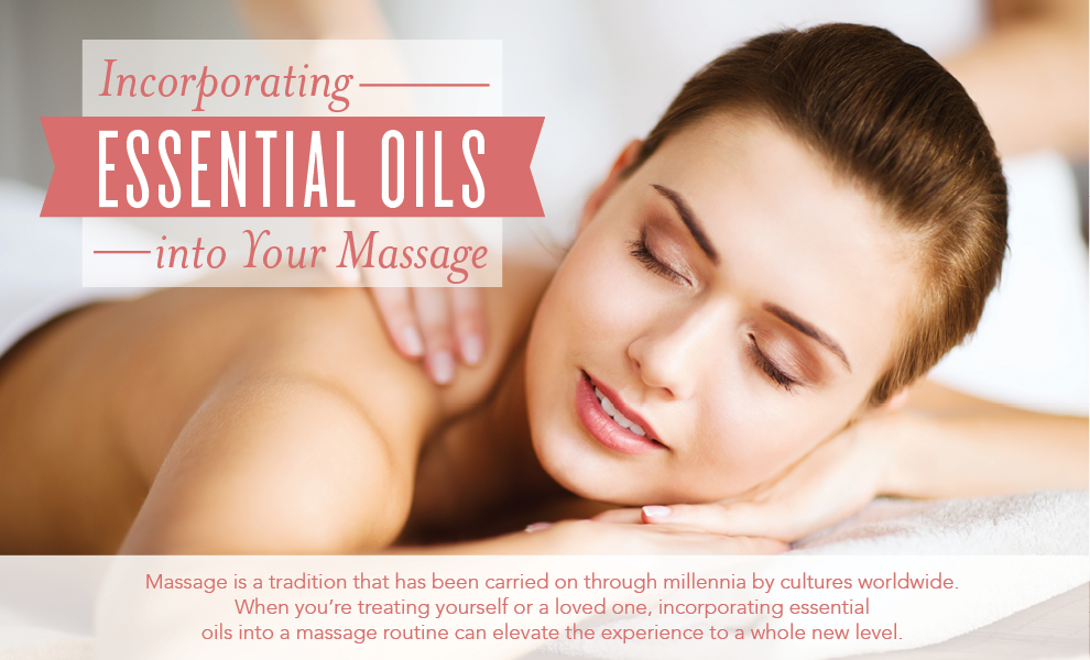 Incorporating Essential oils to your Massage