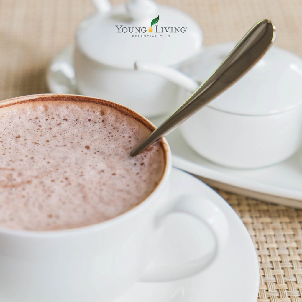 Warm Up with Our Lavender Hot Chocolate Recipe