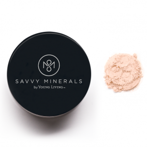 Savvy Minerals makeup Foundation - young Living essential oils