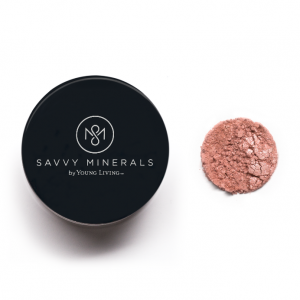 Savvy Minerals Living Blush - Young Living Essential Oil
