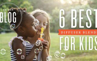 6 Best Diffuser Blends for Kids
