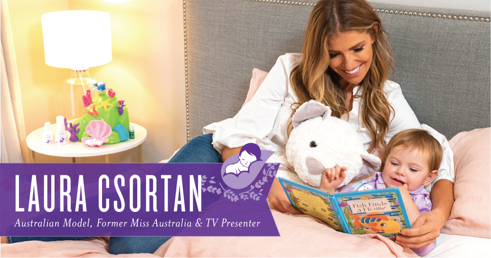 Laura C ortan Kidspot young living essential oils Header