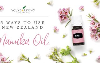 How to use Manuka essential oil young living