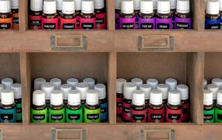 Storing Essential oils - Young Living