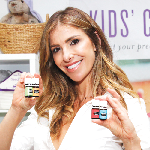 4 Essential Oils Made Especially for Kids with Laura Csortan