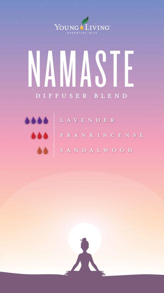 Namaste Diffuser Blend