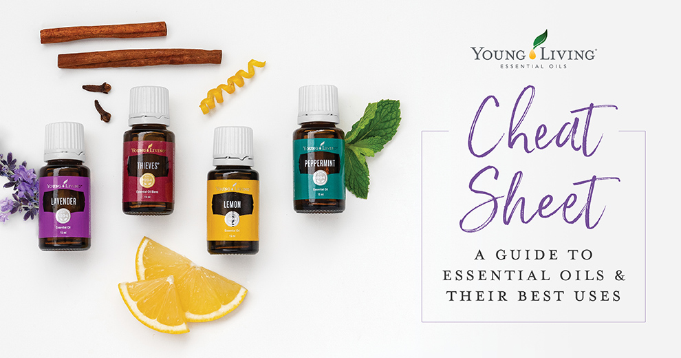 Essential oils and their uses Young Living
