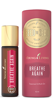 Breathe Again Roll On Young Living