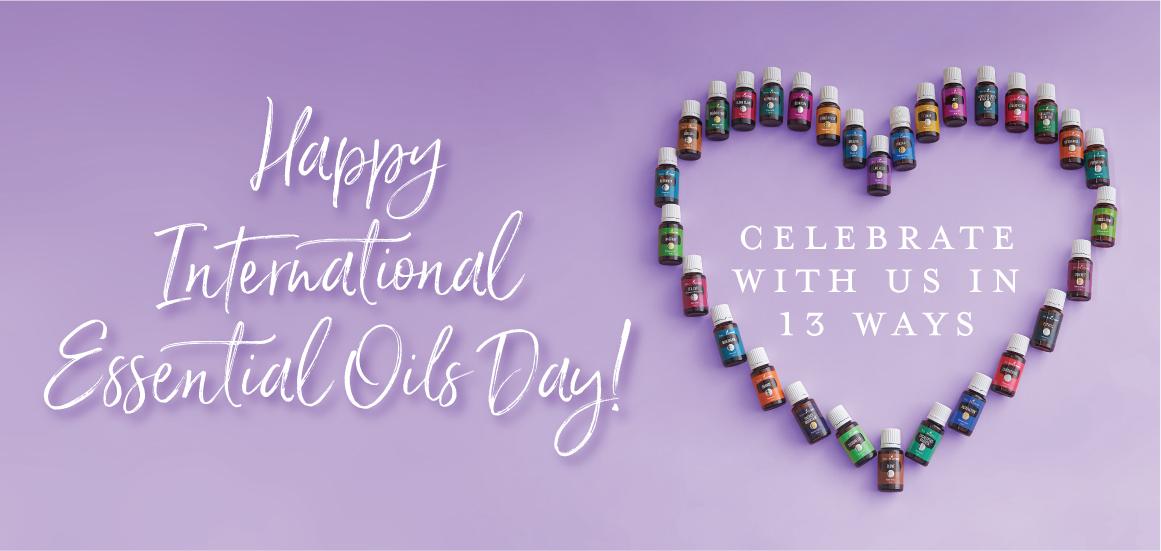 Essential Oils Day