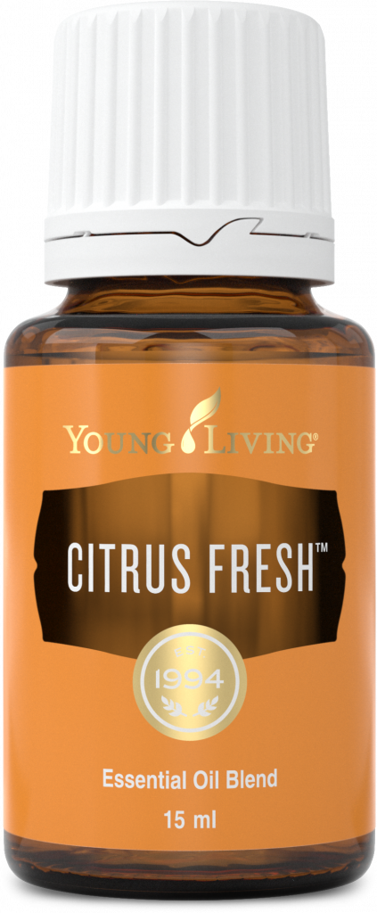 Citrus Fresh Essential Oils Blend