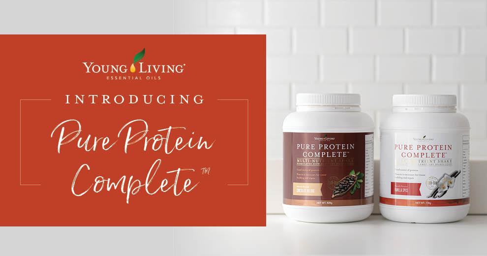 Pure Protein Complete