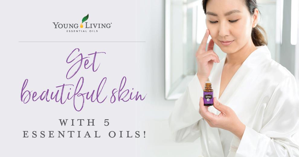 Essential Oils for Beautiful Skin