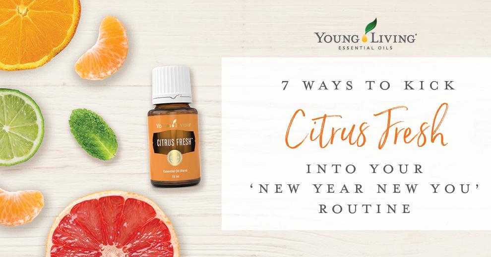 Citrus Fresh Blog