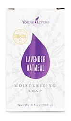 Lavender Oatmeal Bar Soap - Great Looking Skin