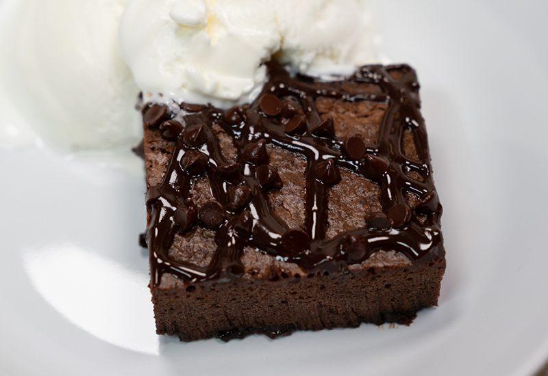 Chef Kate Chocolate Brownies Slider