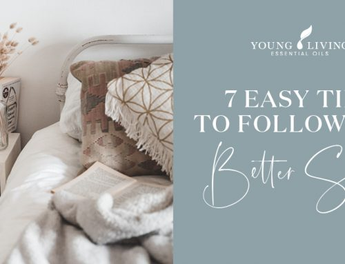 7 Easy Tips to Follow for Better Sleep