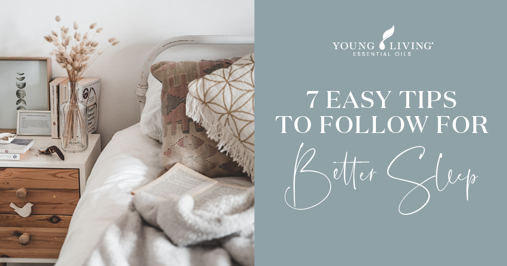 7 tips for better sleep featured image