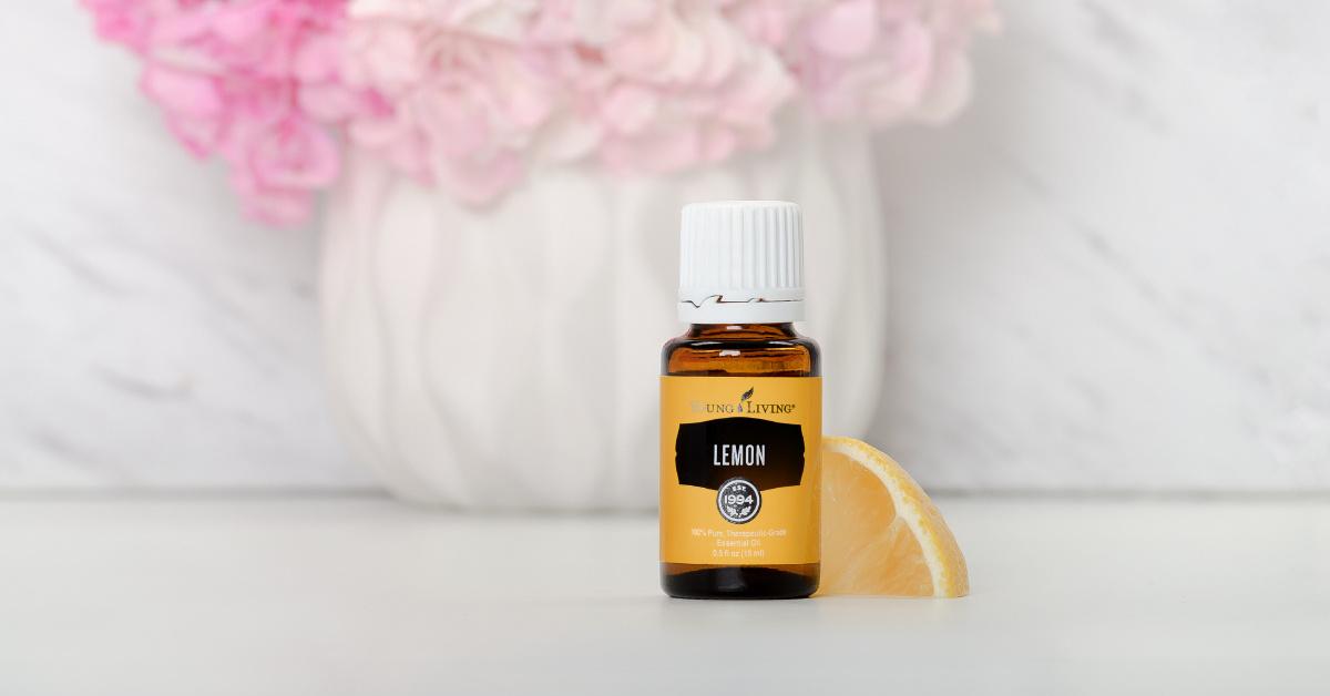 18 usos do óleo essencial Lemon