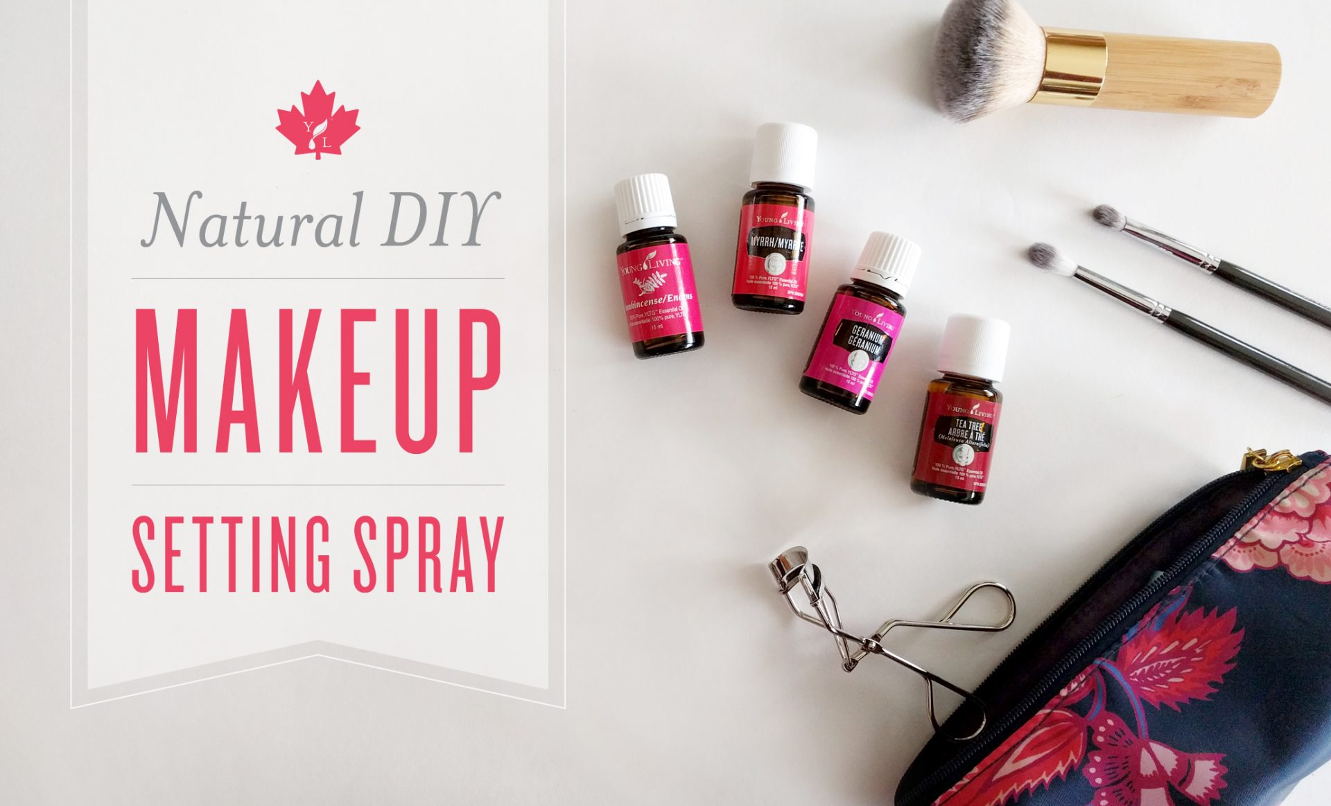 natural diy setting spray featured image