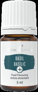 basil+ essential oil