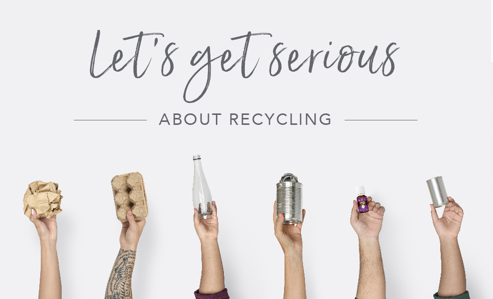 lets get serious about recycling featured image