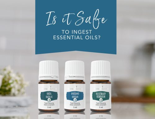 Is it Safe to Ingest Essential Oils?
