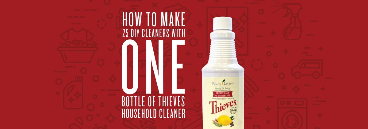 DIY Thieves Cleaners