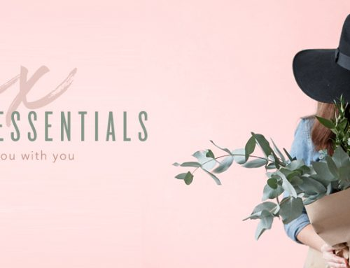 6 wellness essentials to reconnect you with you
