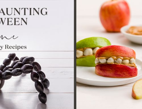 Enjoy a Haunting Halloween At-Home with 3 Healthy Recipes