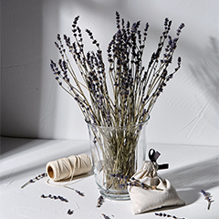 DIY Scented Sachets: Lovable scents for unlikely places