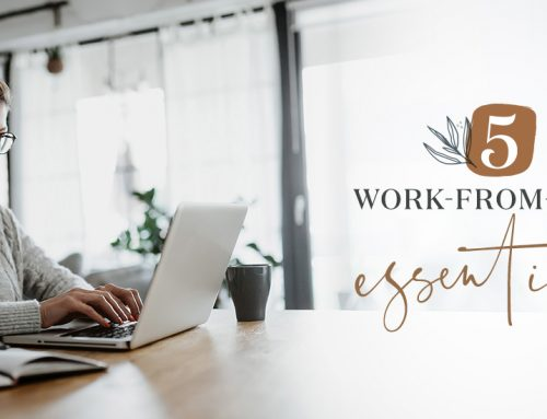 5 Work-from-Home Essentials