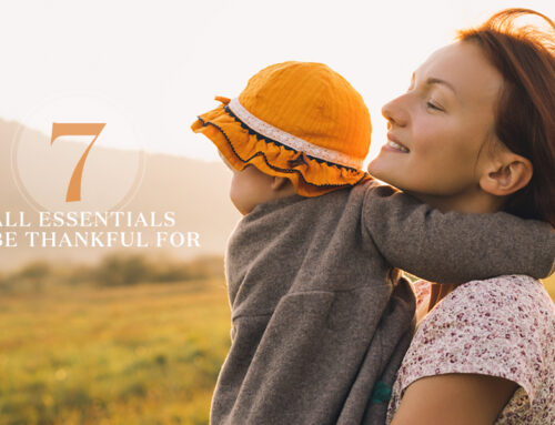 7 fall essentials to be thankful for