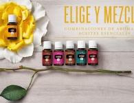 No pares de difundir con 25 creativas mezclas de aceites esenciales