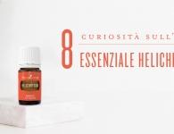Usi e Curiosità sull'olio essenziale