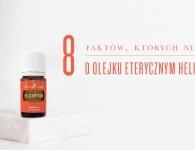 Sposoby użycia i fakty na temat olejku Helichrysum