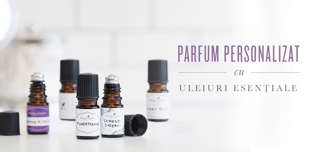 Combinatii uleiuri esentiale parfum