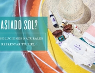Natural sun protection products and gear