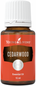 Cedarwood Essential Oil 15 ml bottle picture