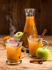 Essential Oil Apple Cider Recipe