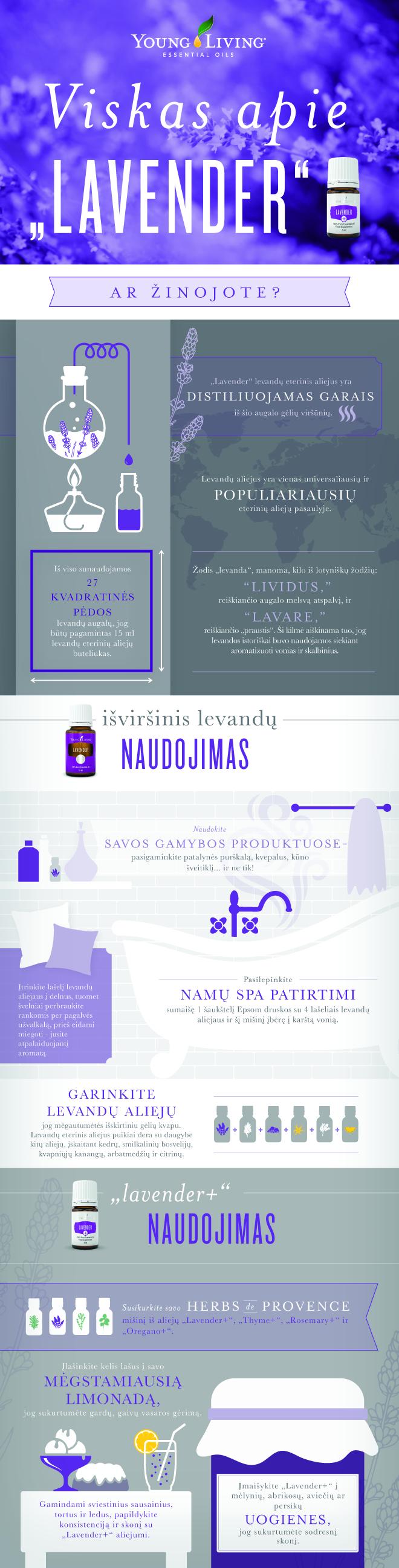 Vše o esenciálním oleji Lavender