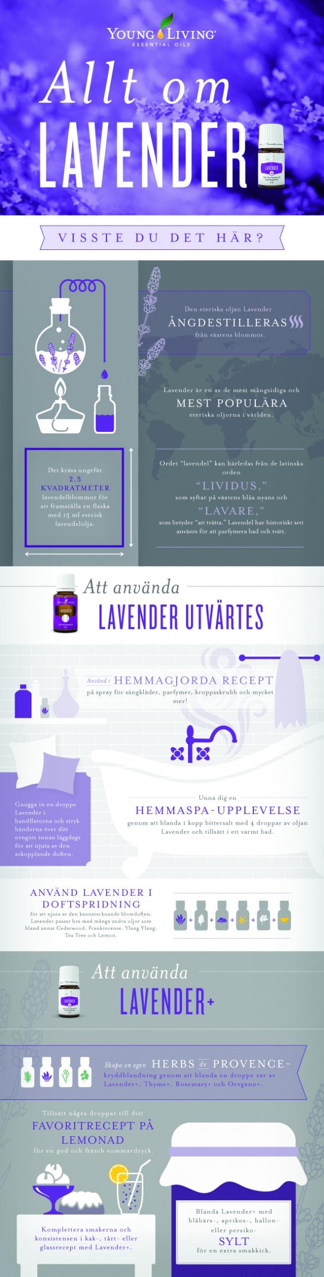 Allt om Lavender