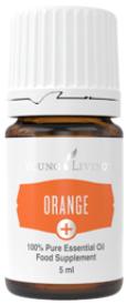 Orange+ tiene una fragancia limpia y refrescante y un aroma que contiene el componente de origen natural limoneno. Young Living lo utiliza en muchos productos como NingXia Red® y en nuestro suplemento de bienestar patentado ImmuPro.