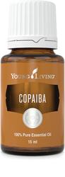 Copaiba 15ml Essential Oil Bottle