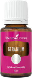 Geranium15ml Essential Oil Bottle