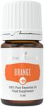 Orange Plus 5ml Essential Oil Bottle
