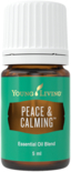 Peace And Calming 5 ml Essential Oil Bottle
