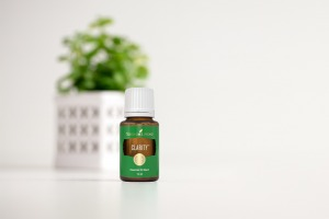 clarity essential oil bottle