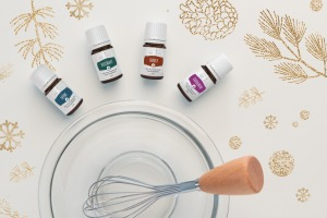 Baking with Thyme, Rosemary, Ginger, and Cardamon Essential Oils
